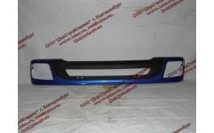 Бампер FN3 синий самосвал для самосвалов фото Старый Оскол