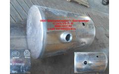 Бак топливный 380литров круглый H2/H3 фото Старый Оскол