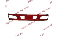 Бампер F красный пластиковый для самосвалов фото Старый Оскол