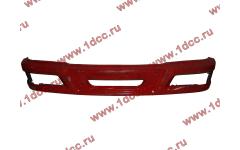 Бампер FN2 красный самосвал для самосвалов фото Старый Оскол