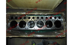Блок цилиндров двигатель WD615 CDM фото Старый Оскол